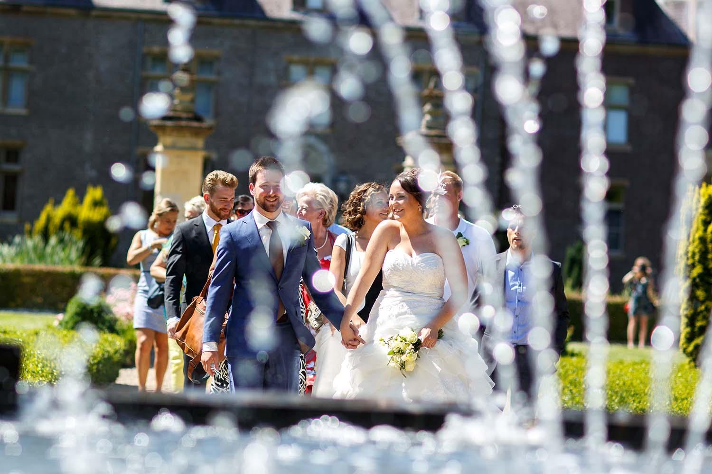 trouwfotograaf bruidsfotograaf kasteel terworm Evert Doorn