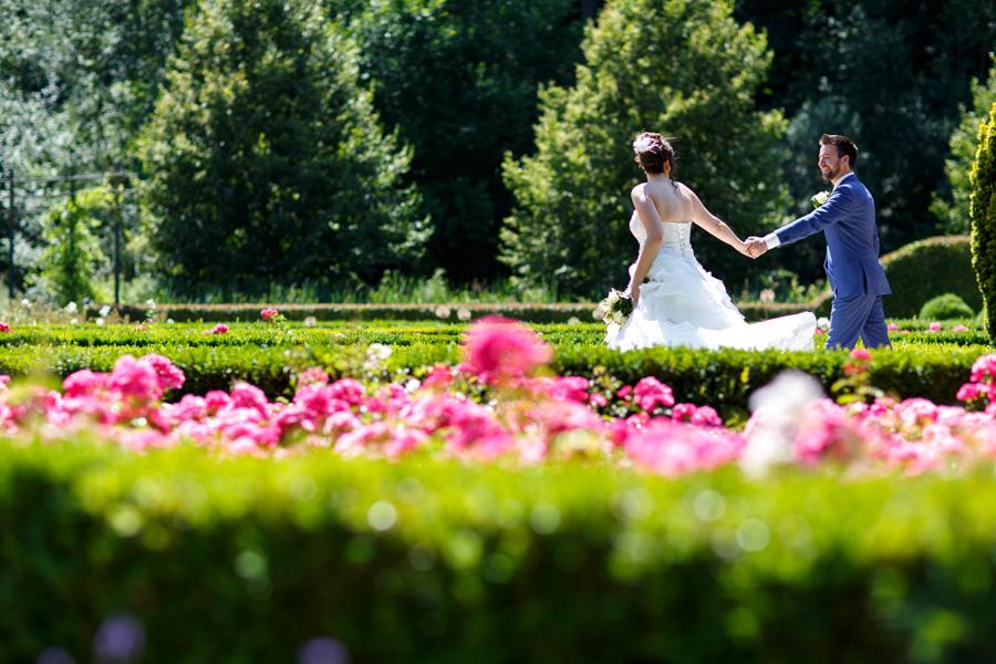 bruidsfotografie trouwfotografie Kasteel Terworm Heerlen