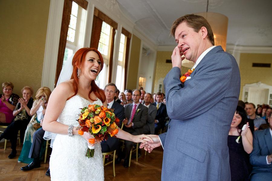 bruidsfotografie en trouwfotografie op Kasteel Hooge Vuursche