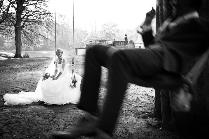 winnar bij beste 100 bruidsfoto's van Canon foto wedstrijd