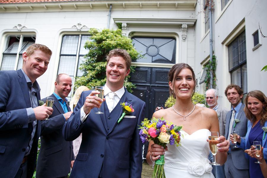 trouwfotografie bruidsfotografie Groningen Paalkoepel en Pepergasthuiskerk 21