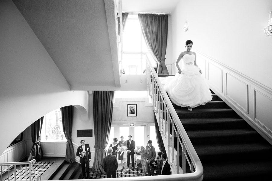 014Bruidsfotografie Noordwijk Huis ter Duin en Klooster trouwfotograaf Evert Doorn