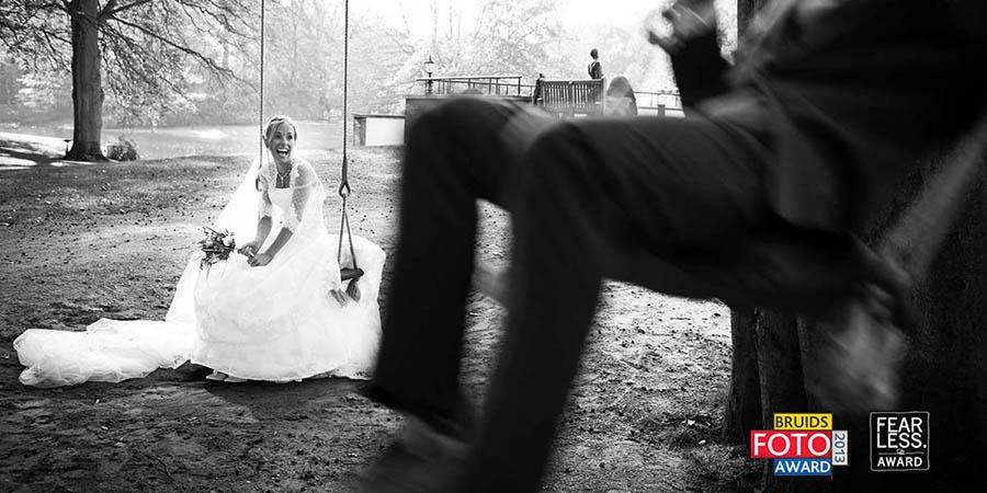 bruidsfoto award fearless award Evert Doorn
