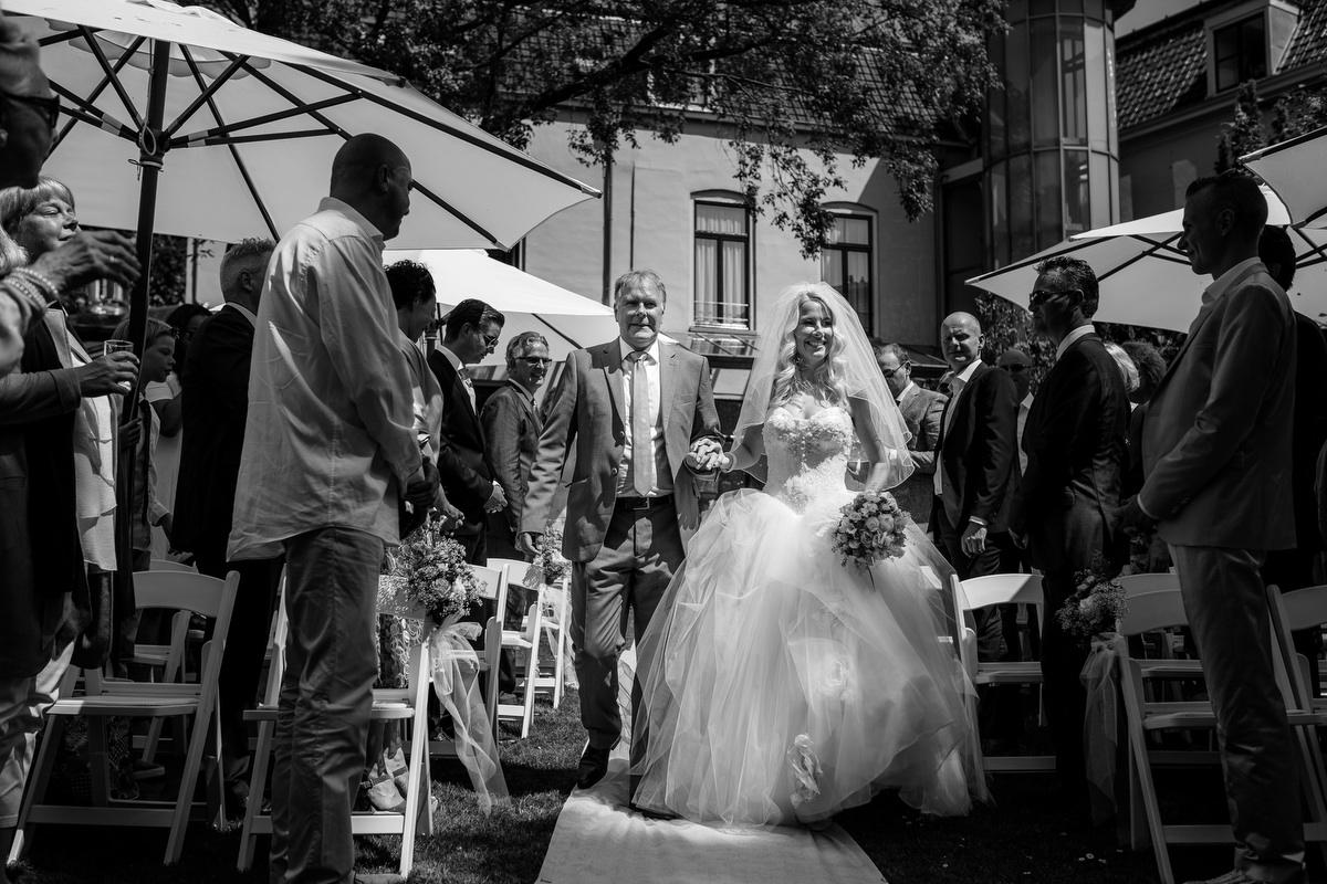 bruiloft Stadhouderlijk Hof Leeuwarden Evert Doorn Fotografie