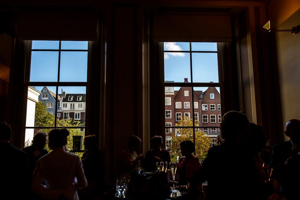 trouwfotografie bruidsfotografie Waldorf Astoria Amsterdam Trouwfotograaf Evert Doorn 11