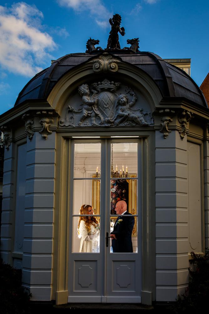 trouwfotografie bruidsfotografie Waldorf Astoria Amsterdam Trouwfotograaf Evert Doorn 13