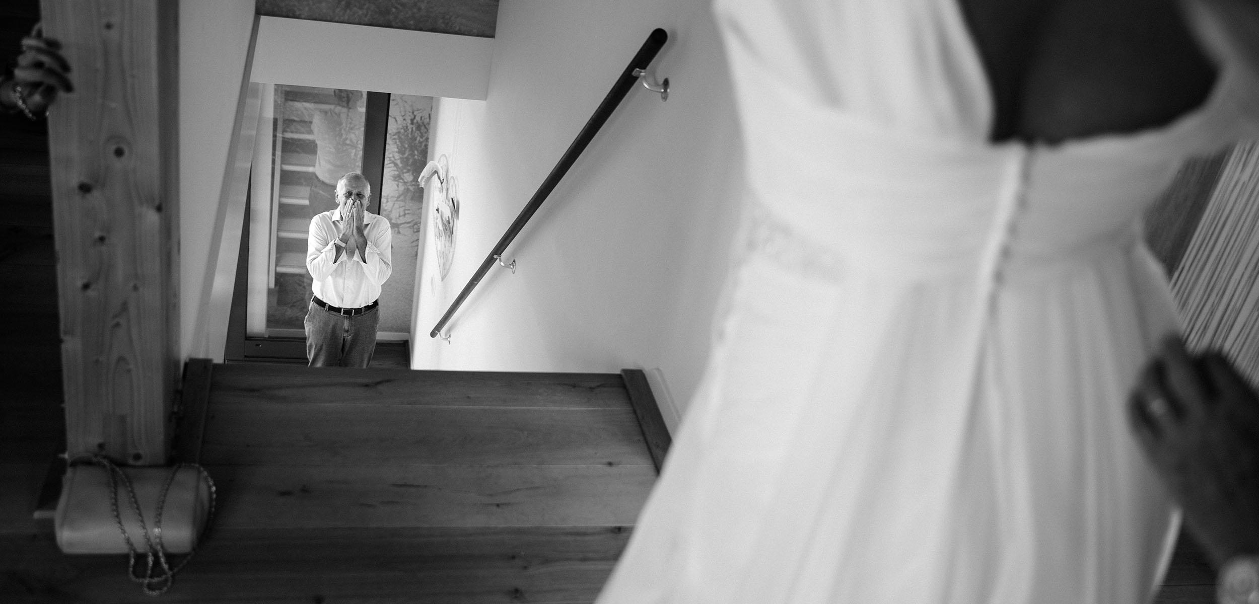 emotie sfeer bruiloft