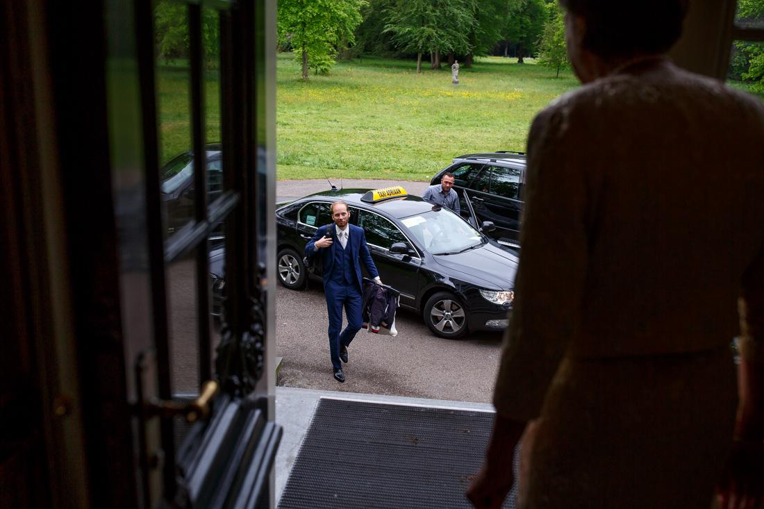 bruiloft landgoed Waterland trouwfotografie Evert Doorn 01