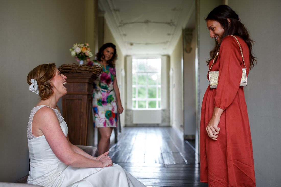 bruiloft landgoed Waterland trouwfotografie Evert Doorn 02