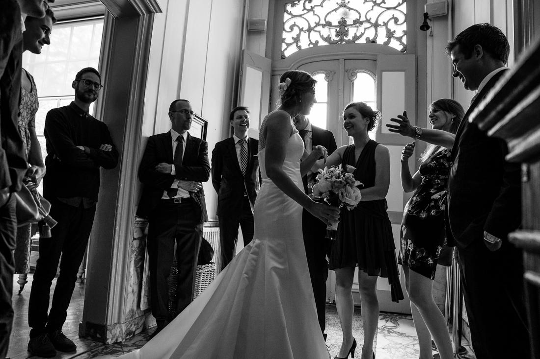bruiloft landgoed Waterland trouwfotografie Evert Doorn 05