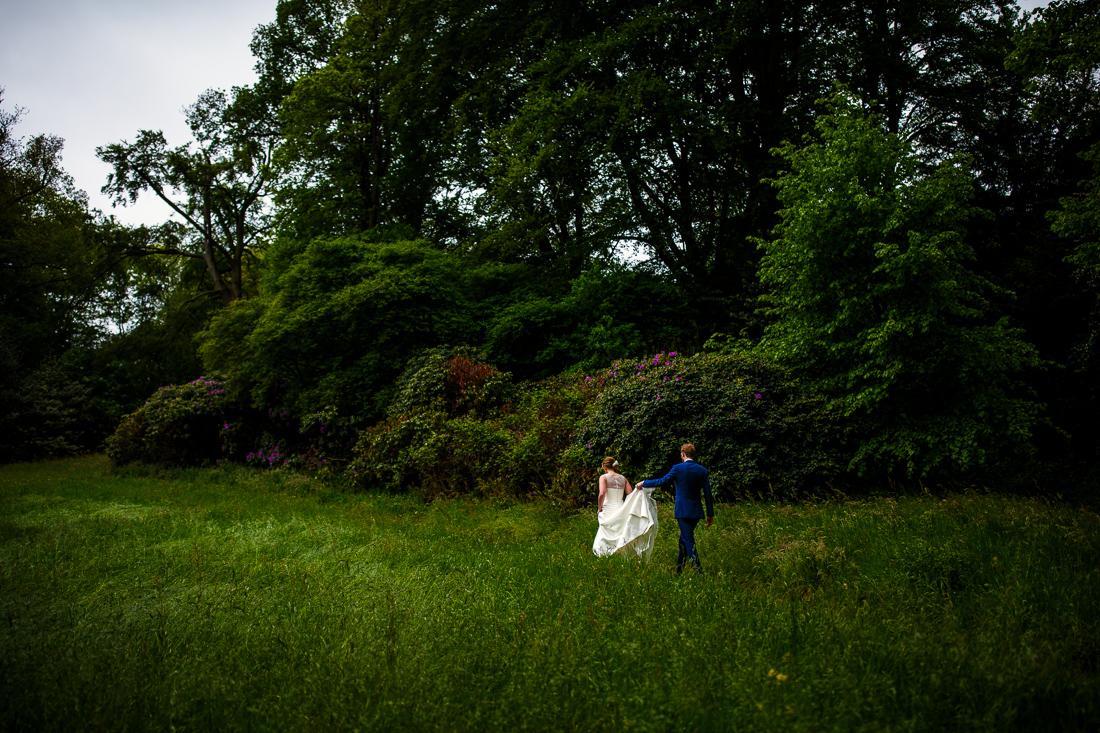 bruiloft landgoed Waterland trouwfotografie Evert Doorn 07
