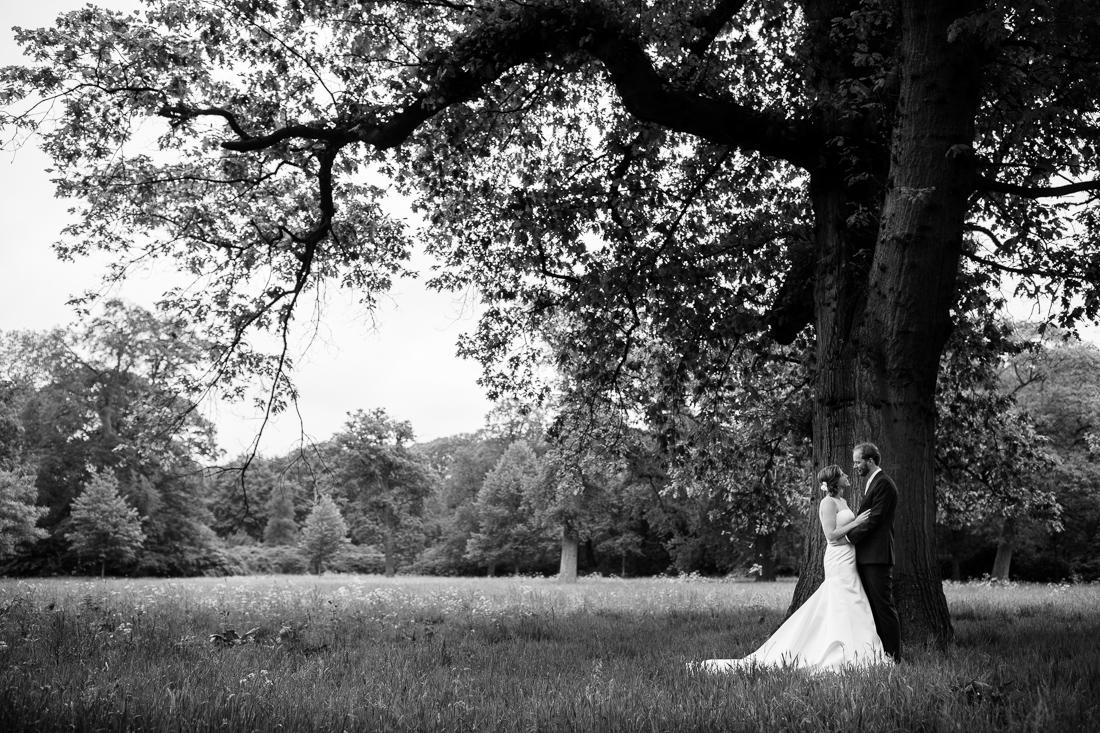 bruiloft landgoed Waterland trouwfotografie Evert Doorn 08