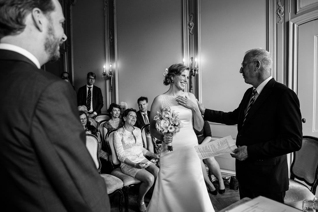 bruiloft landgoed Waterland trouwfotografie Evert Doorn 11