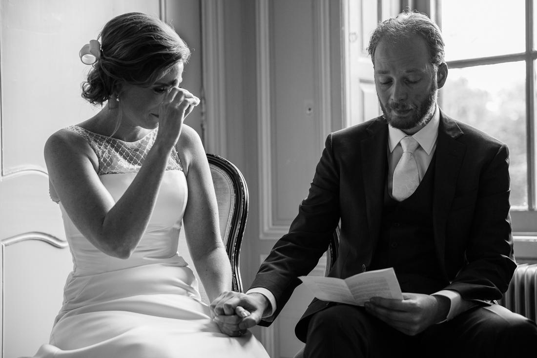 bruiloft landgoed Waterland trouwfotografie Evert Doorn 13