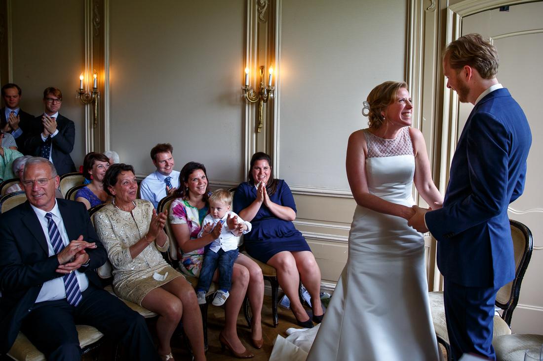 bruiloft landgoed Waterland trouwfotografie Evert Doorn 14