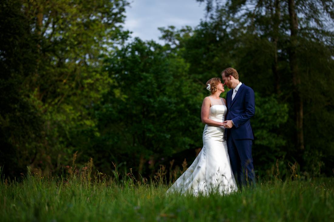 bruiloft landgoed Waterland trouwfotografie Evert Doorn 24