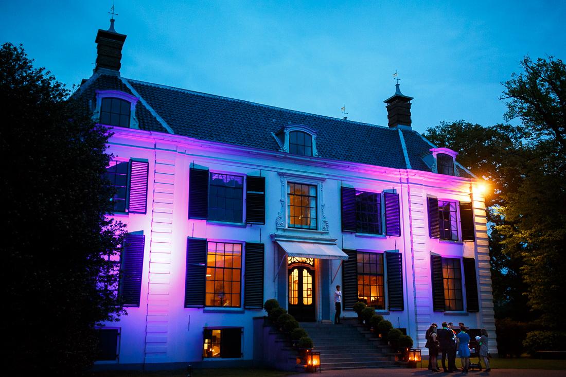 bruiloft landgoed Waterland trouwfotografie Evert Doorn 29