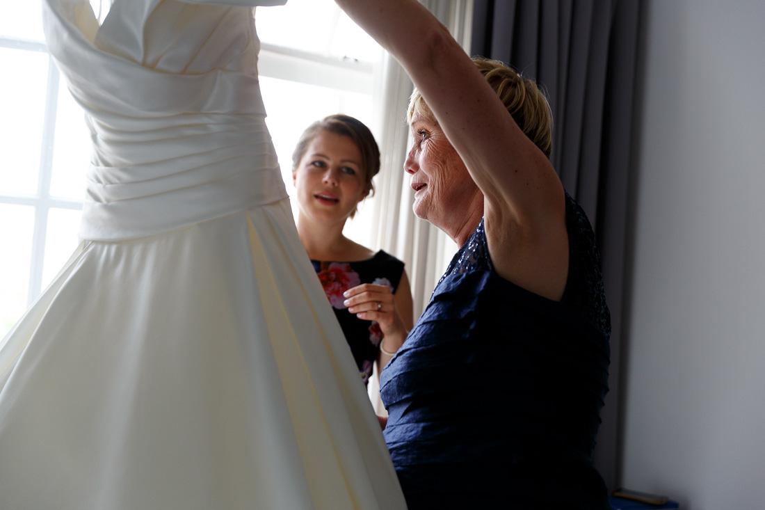 bruiloft Rijswijk Landgoed Te Werve trouwfotografie EDF Ronald en Esther 05