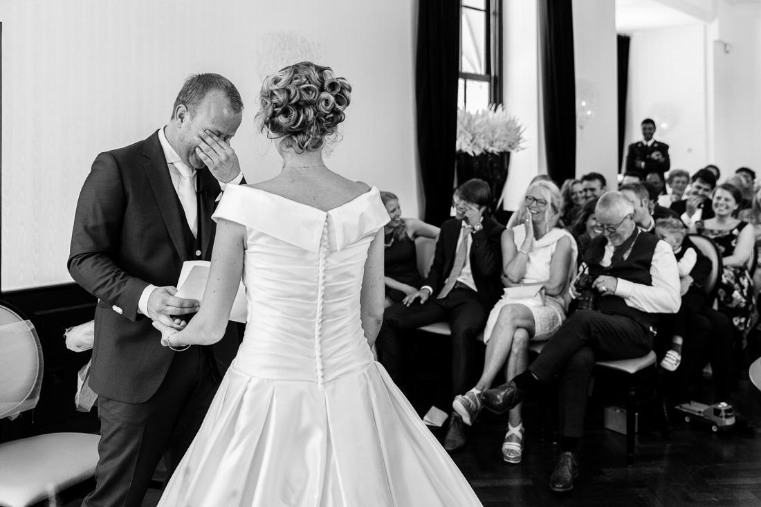 bruiloft Rijswijk Landgoed Te Werve trouwfotografie EDF Ronald en Esther 23