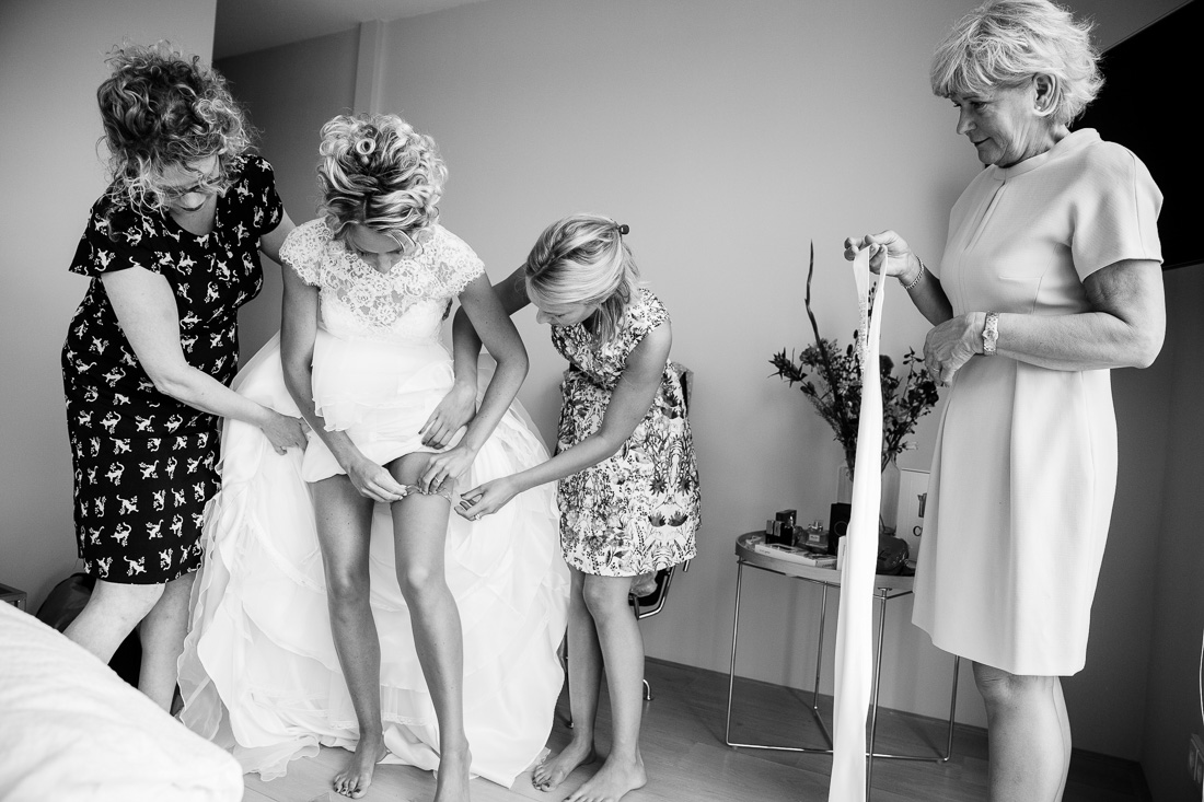 trouwfotografie bruidsfotografie Limburg Kasteeltje Hattem 06