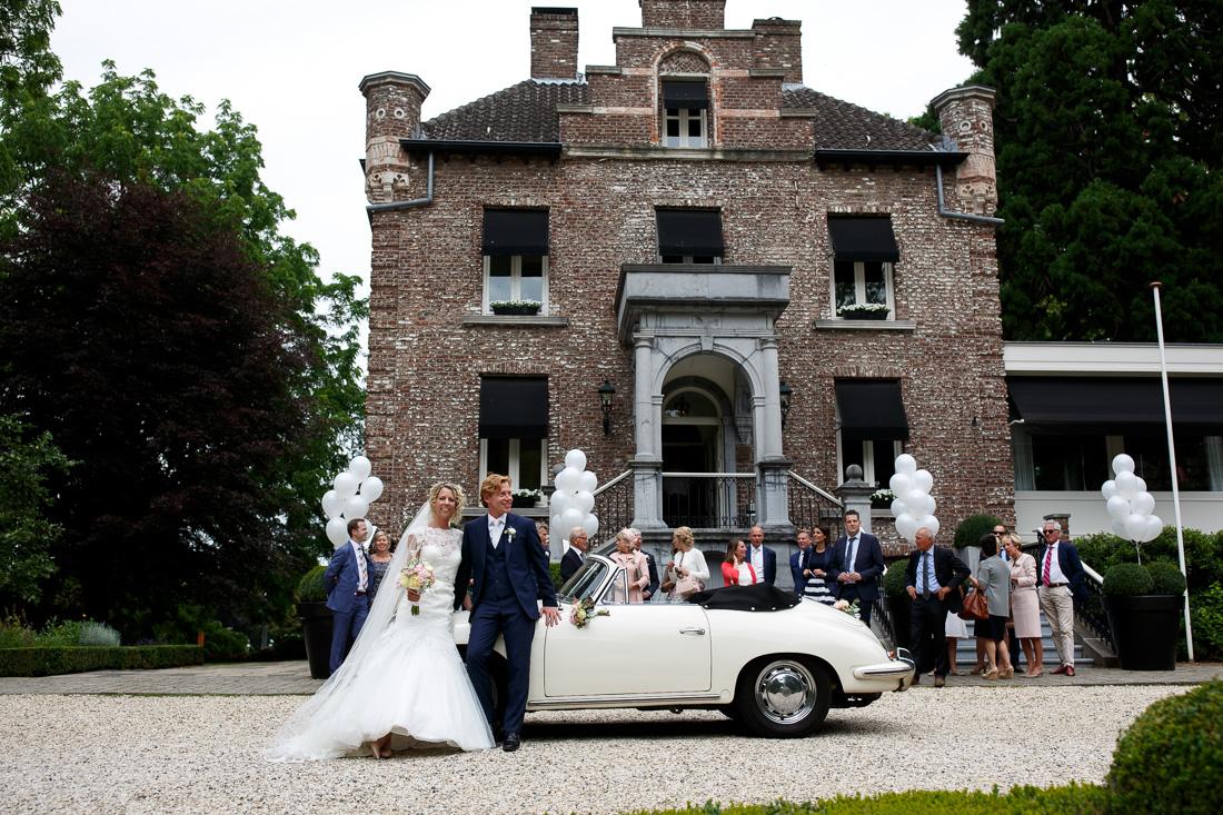 trouwfotografie bruidsfotografie Limburg Kasteeltje Hattem 21