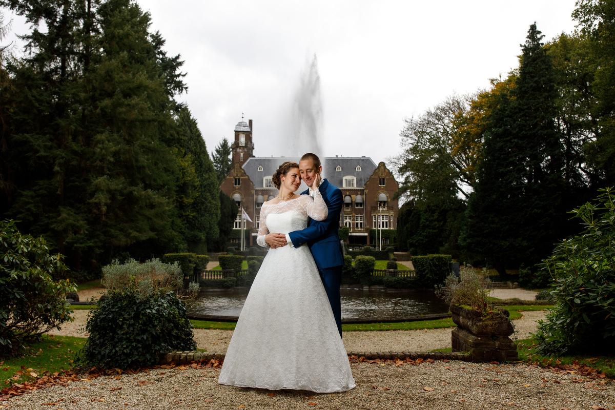 Trouwen en de trouwfotograaf Kasteel de Hooge Vuursche