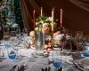 styling bruiloft diner hooge vuursche
