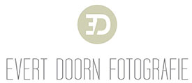 Evert Doorn Trouwfotografie Logo