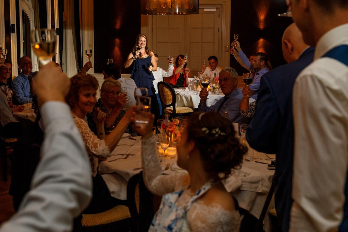diner bruiloft hooge vuursche corona